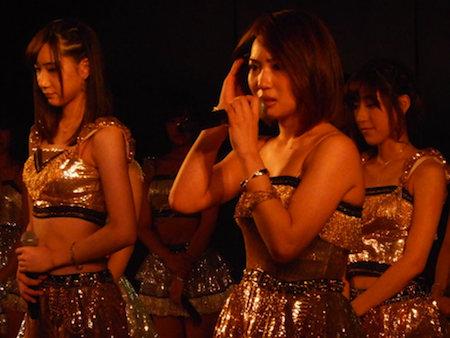 増田有華 劇場で辞退についてコメント