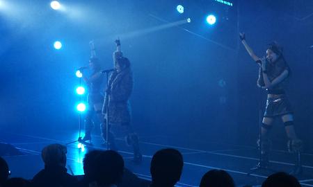 HKT劇場1周年記念公演 指原、森保、今田による「愛しきナターシャ」
