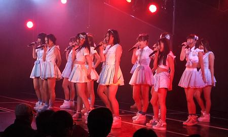 HKT劇場1周年記念公演 キスだって左利き」HKT48バージョン