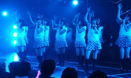 HKT劇場1周年記念公演 大声ダイヤモンド
