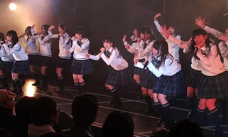 HKT劇場1周年記念公演 涙サプライズ!