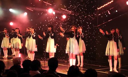 HKT劇場1周年記念公演 桜の花びらたち