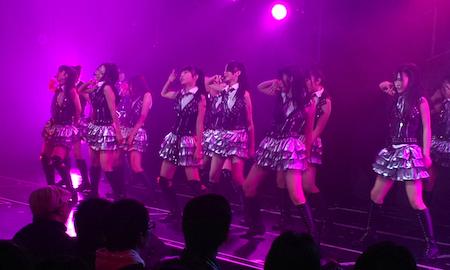 HKT劇場1周年記念公演 アンコール UZA