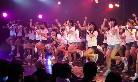 HKT劇場1周年記念公演 アンコール 「HKT48」