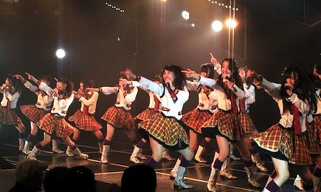 HKT劇場1周年記念公演 チャイムはLOVE SONG
