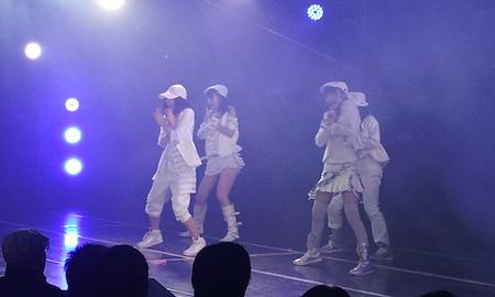 HKT劇場1周年記念公演 宮脇、穴井、下野、松岡による「エンドロール」