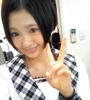 メジャーデビューが決まったHKT48のみなさんのコメント 兒玉