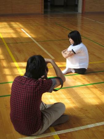 HKT48指原莉乃 フォトブック「さしこ」撮影風景