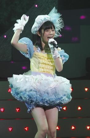 「それでも好きだよ」第2回AKB48紅白対抗歌合戦【島崎遥香】11
