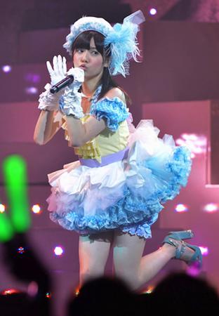 「それでも好きだよ」第2回AKB48紅白対抗歌合戦【島崎遥香】1