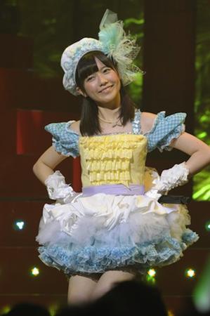 「それでも好きだよ」第2回AKB48紅白対抗歌合戦【島崎遥香】2