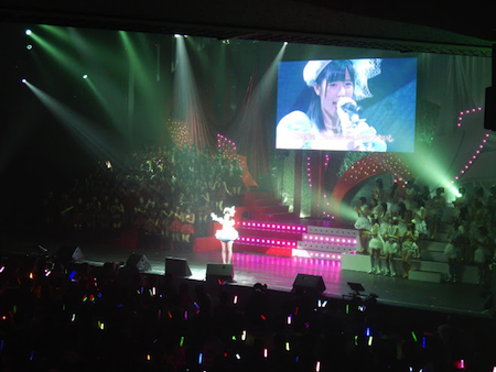 「それでも好きだよ」第2回AKB48紅白対抗歌合戦【島崎遥香】3