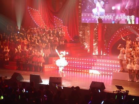 「それでも好きだよ」第2回AKB48紅白対抗歌合戦【島崎遥香】6