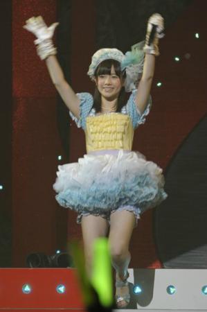 「それでも好きだよ」第2回AKB48紅白対抗歌合戦【島崎遥香】8
