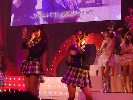 指原さんのスカートの謎【第2回AKB48紅白対抗歌合戦】1
