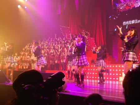 指原さんのスカートの謎【第2回AKB48紅白対抗歌合戦】2