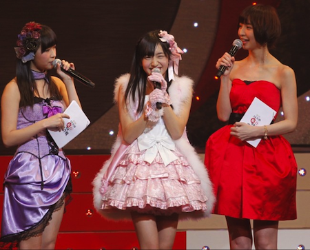 指原さんのスカートの謎【第2回AKB48紅白対抗歌合戦】7