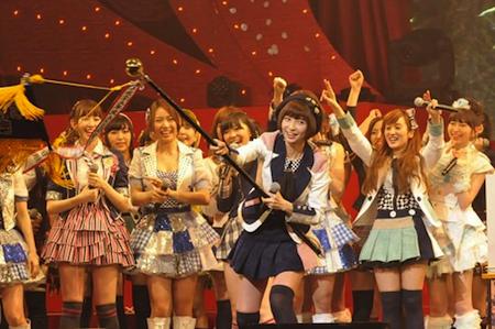 2012年 第2回AKB48紅白対抗歌合戦3