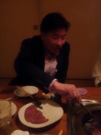 今、尾崎さんなう