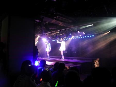 HKT48チームHの出張公演 in AKB劇場5