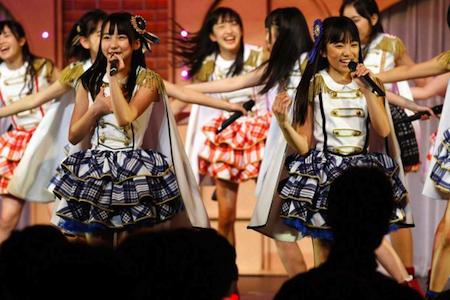 ミュージックステーション…テレ朝は、なこみく年代でも出れるのです。^ – ^ 拡散希望。【HKT48指原莉乃】
