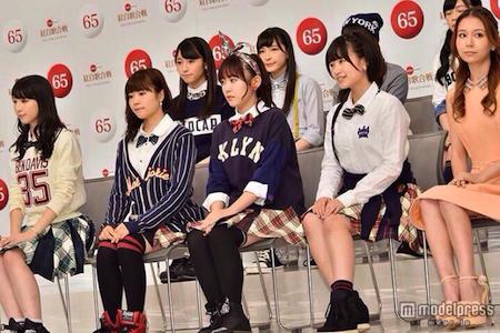 HKT48第65回紅白歌合戦初出場決定
